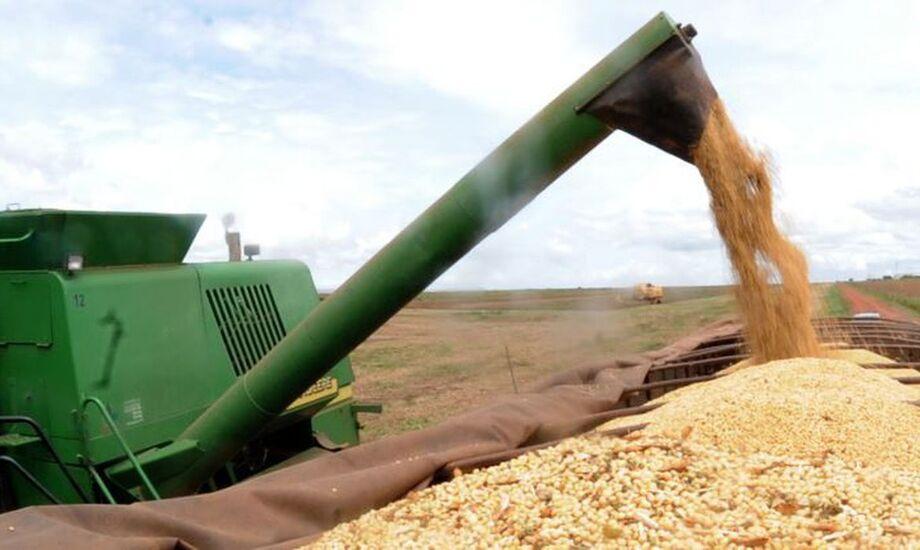 A balança comercial brasileira do agronegócio registrou superávit recorde de US$ 61,5 bilhões de janeiro a agosto de 2020