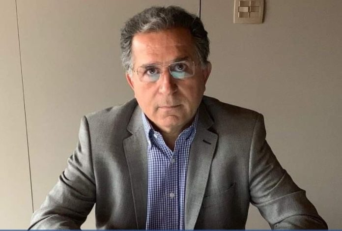 O presidente estadual do partido, Sérgio Murilo