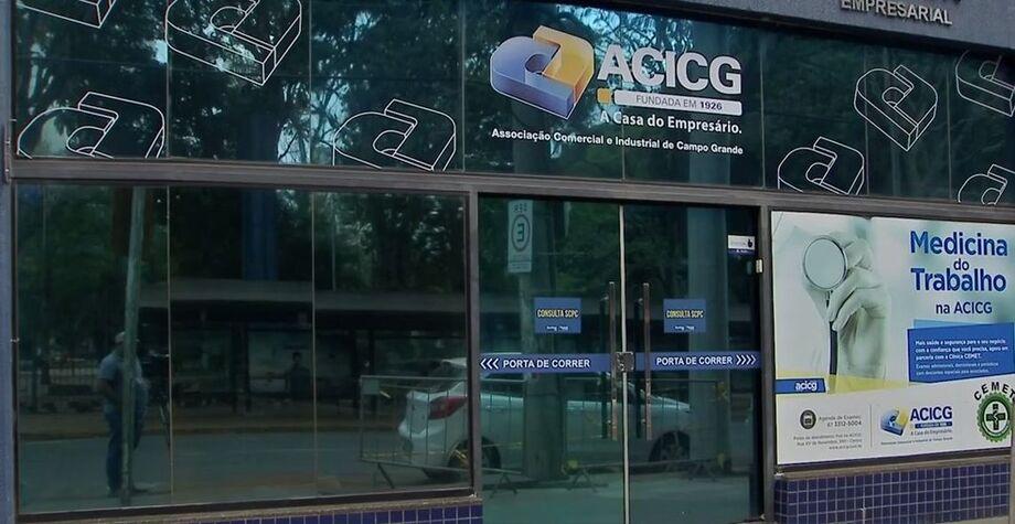 A Associação Comercial e Industrial de Campo Grande (ACICG)