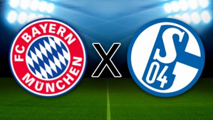 Bayern massacra o Schalke na estreia do Campeonato Alemão: 8 a 0