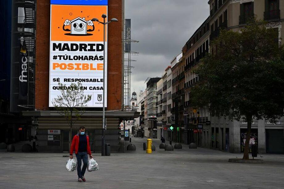 A dívida pública da Espanha deve estabilizar em cerca de 120% do PIB nos próximos anos