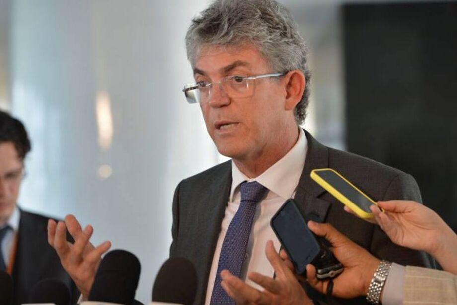 Ex-governador da Paraíba Ricardo Coutinho