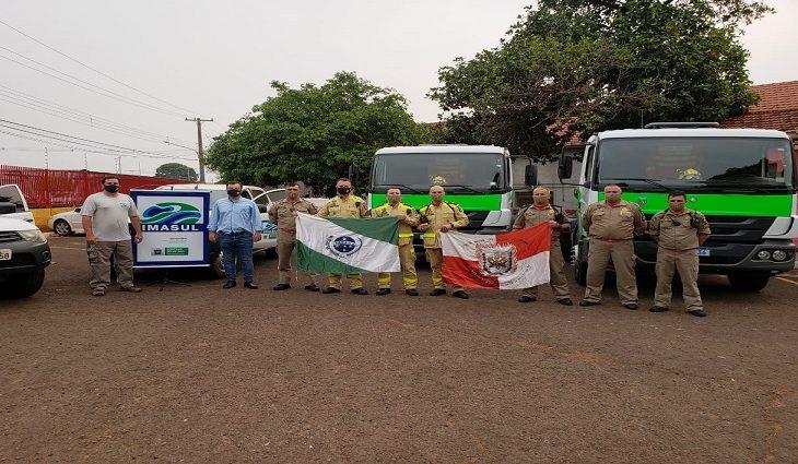 Além dos equipamentos adquiridos com verba federal, Mato Grosso do Sul está recebendo apoio do Governo do Paraná