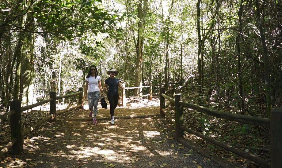 RedeTrilhas conecta pontos do patrimônio cultural e natural