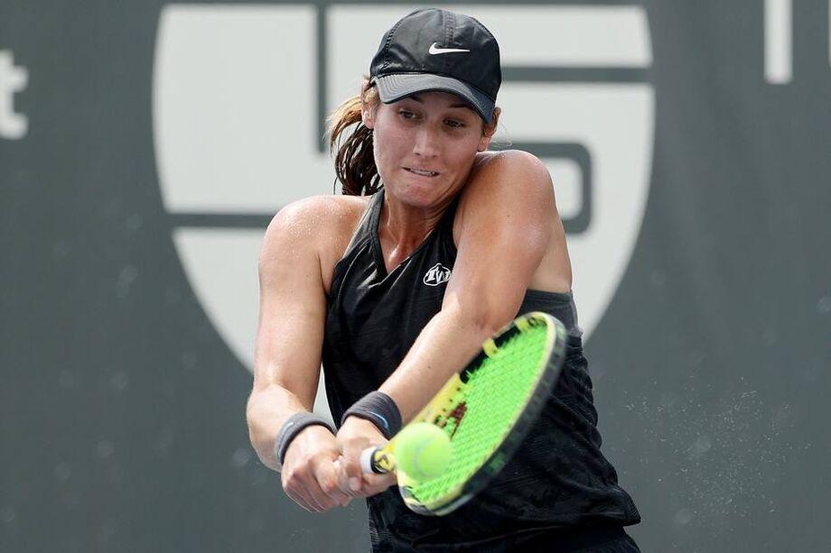 Luisa Stefani, tenista brasileira