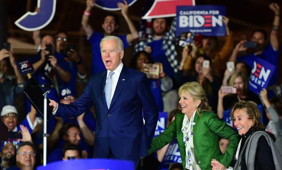 Joe Biden, ex-vice-presidente dos Estados Unidos