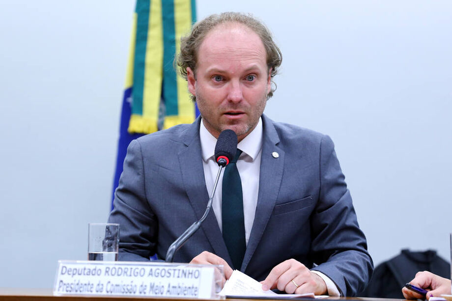 O deputado Rodrigo Agostinho (PSB-SP)