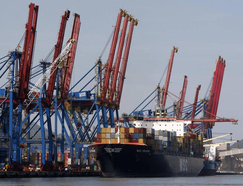 Houve queda de 1,3% na média diária das exportações na comparação com o mesmo mês do ano passado