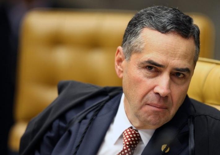 O ministro do Supremo Tribunal Federal, Luis Roberto Barroso