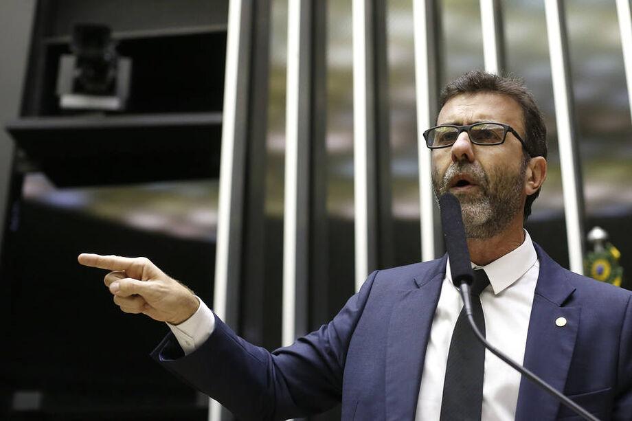 O deputado federal Marcelo Freixo (PSOL-RJ)