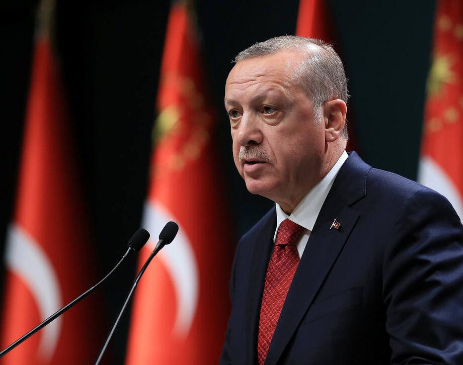 O presidente da Turquia pontuou que os países em desenvolvimento serão os mais afetados economicamente pela pandemia de coronavírus.