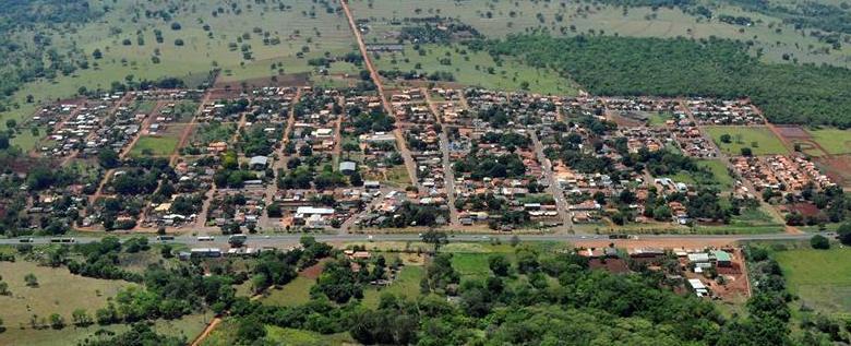 Adquirimos uma área de quase 100 hectares para atrair empresas para o município e assim gerar emprego e desenvolvimento para a região.