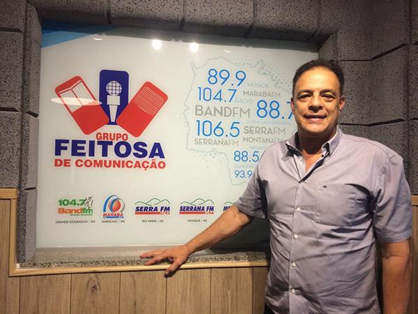 O candidato Marco Maia