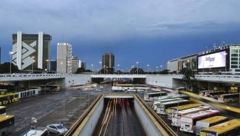 Encampação da Linha Amarela traz estragos para além do setor rodoviário