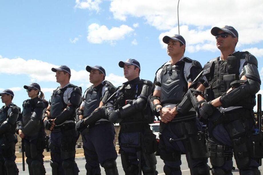 Aumento para os policiais civis do Distrito Federal foi um pedido do governador Ibaneis Rocha (MDB)