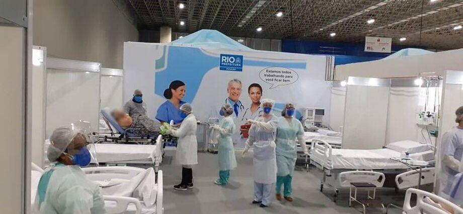 Os contratos abrangem 3.592 profissionais de saúde no Rio de Janeiro