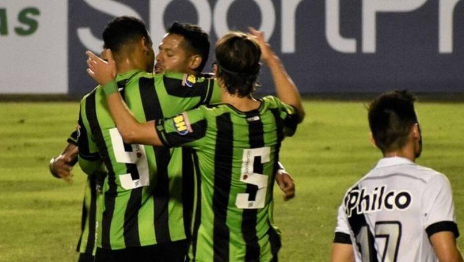 América-MG supera Ponte Preta e avança às oitavas da Copa do Brasil