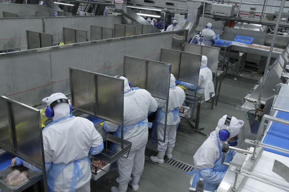 Indústrias ajudarão a manter medidas de biossegurança