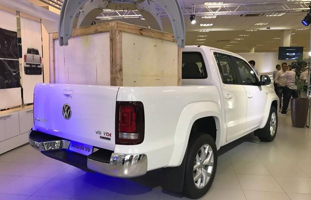 Volkswagen inicia a pré-venda da Amarok V6; confira os preços