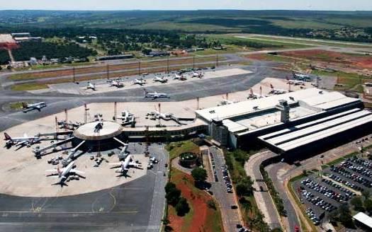Aeroporto Juscelino Kubitschek : Aeroporto de brasília terá voos semanais diretos para