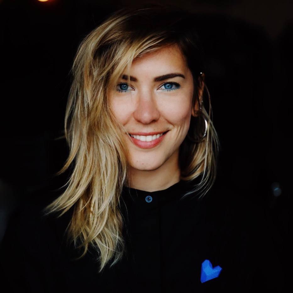 Isabella Nardini, fundadora da plataforma Love is in The Cloud