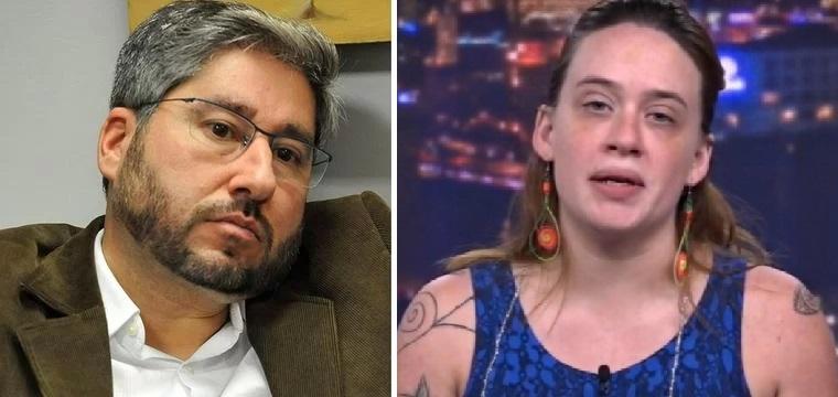 Isa Penna revela detalhes sobre episódio de assédio na Alesp