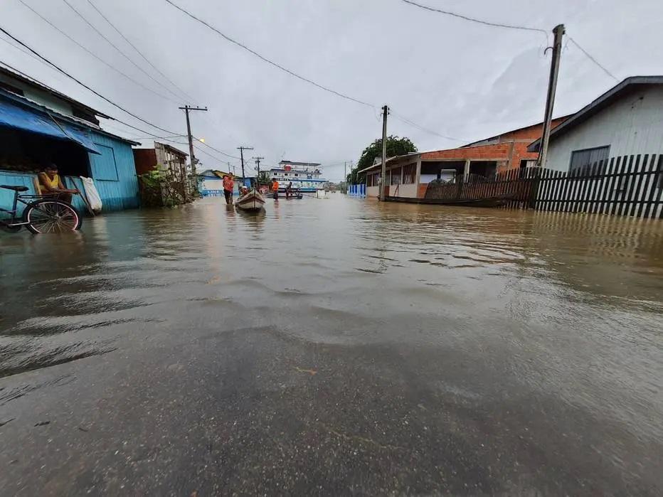 Acre está em estado de emergência desde terça-feira, 16