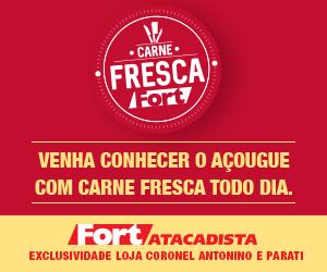FORT ATACADISTA - Carne Fresca (rodapé noticia)