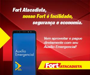 FORT ATACADISTA - Auxilio Emergencial  (interno)