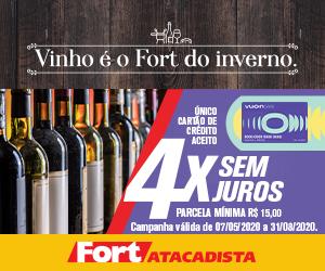 FORT ATACADISTA - VUON /Vinhos (interno)