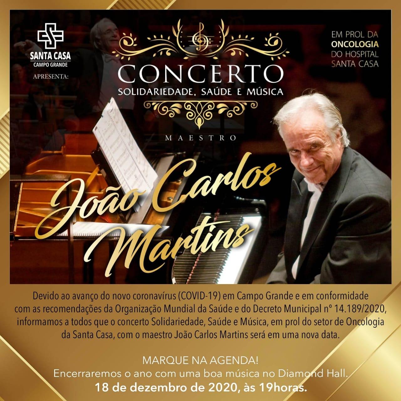 Concerto - Santa Casa