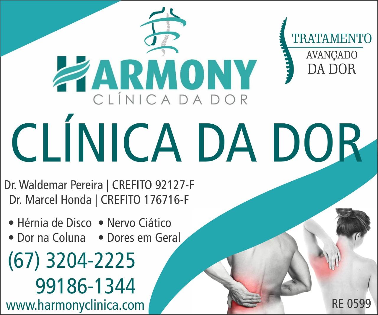 CAMPANHA CLINICA DA DOR - LCF