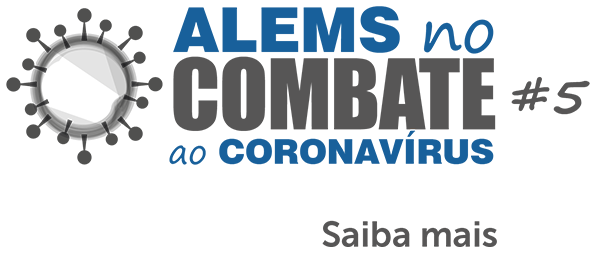 ALEMS - Combate COVID