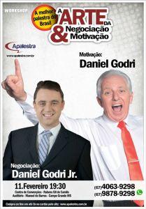 Daniel Godri Jr Ministra Palestra Sobre Negociação Em Campo