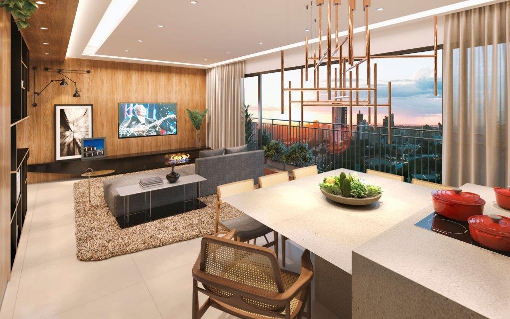Apartamento 80 m² do Edifício residencial Três Meia Zero