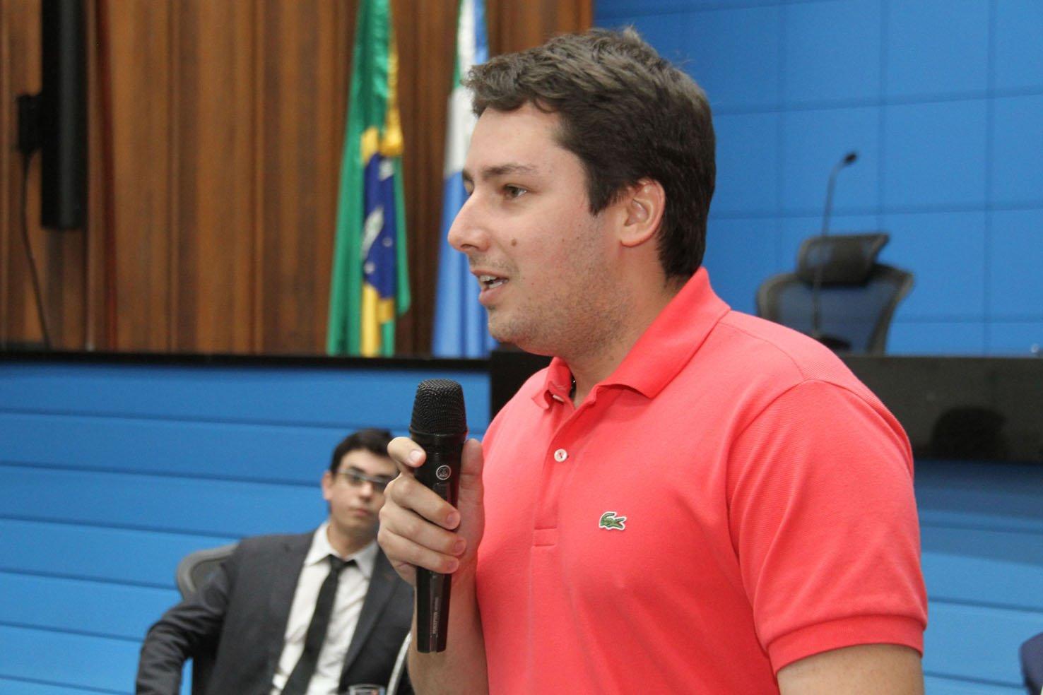 O deputado João Henrique