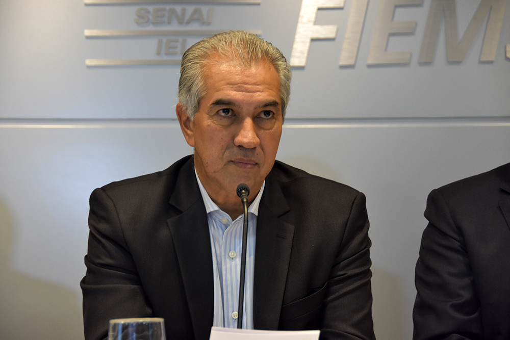 O governador Reinaldo Azambuja afirmou que enxerga na integração entre Mato Grosso do Sul e os países asiáticos